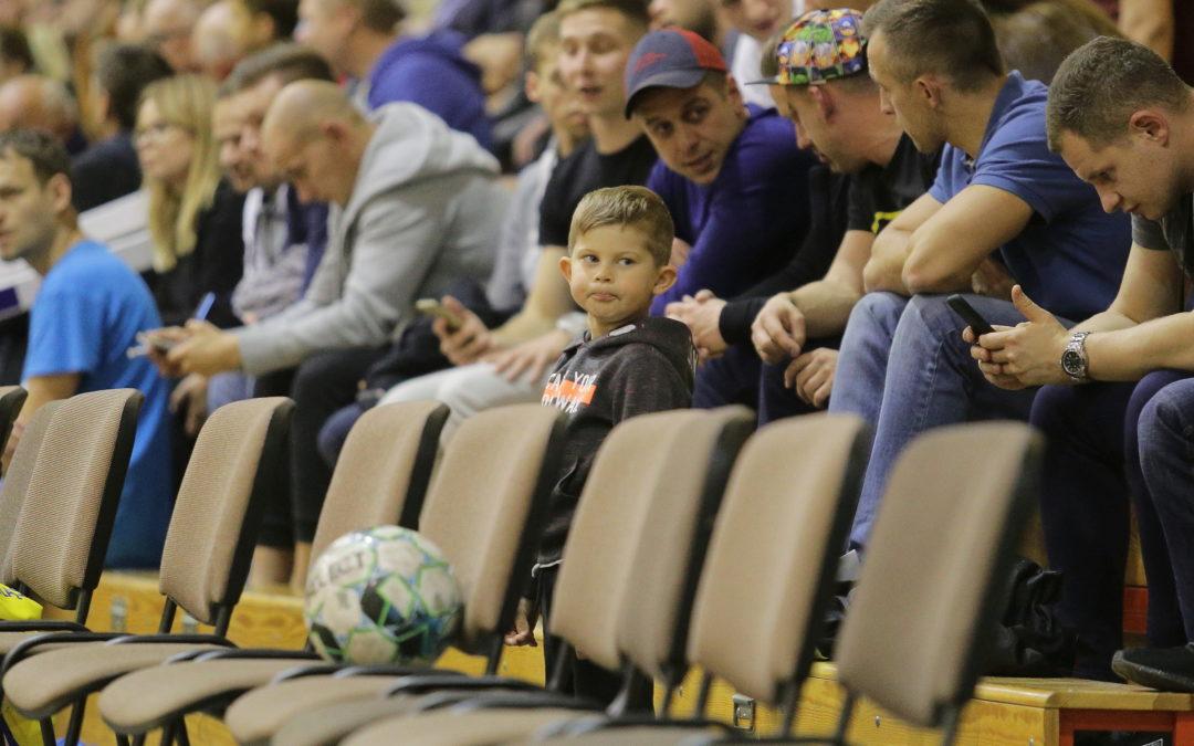 Mecze MOKS-u w Ekstraklasie – bez udziału publiczności.