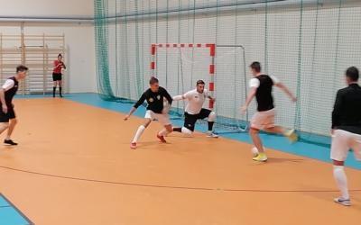 Zwycięstwo w sparingu z białostocką drużyną Futbalo