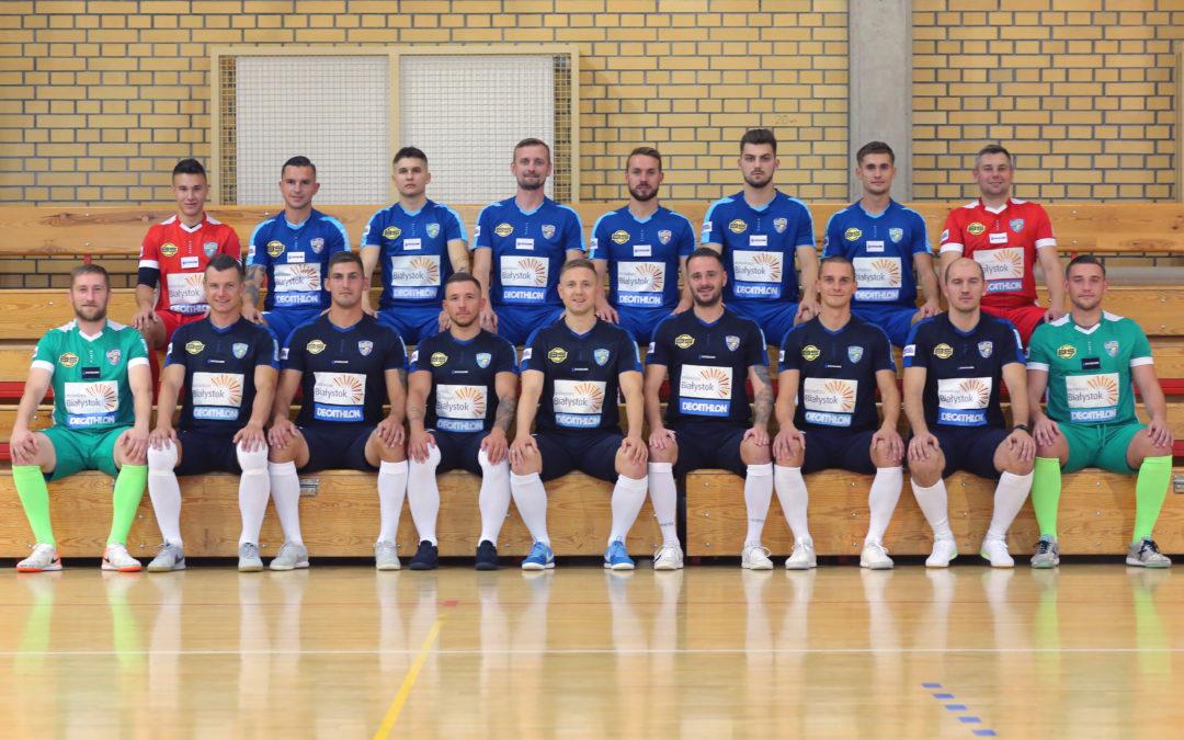 Kadra MOKS Słoneczny Stok Białystok na sezon 2020/2021