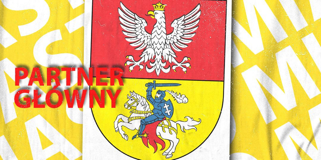 Miasto Białystok z tytułem Partnera Głównego naszego zespołu.
