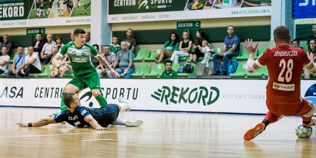 Bolesna porażka na rozpoczęcie Ekstraklasy w Bielsko-Białej