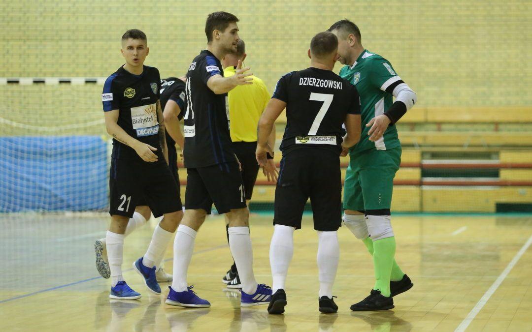 Porażka na Śląsku z ekipą Piasta