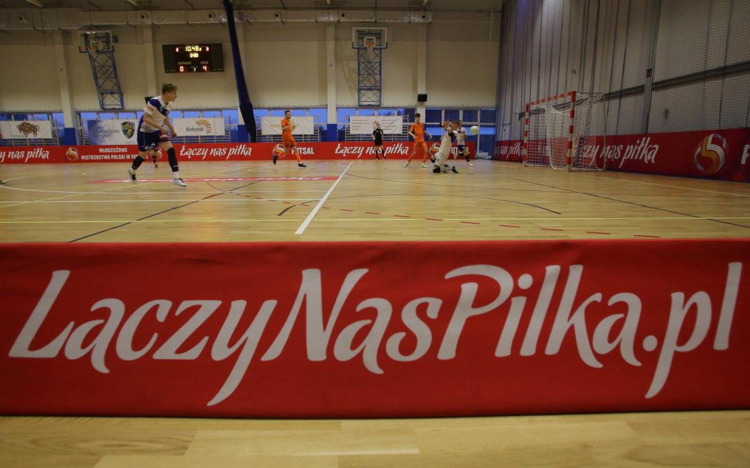 Echa wicemistrzostwa Polski w U17 w futsalu