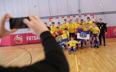 Galeria MMP U17 w Futsalu, faza finałowa.