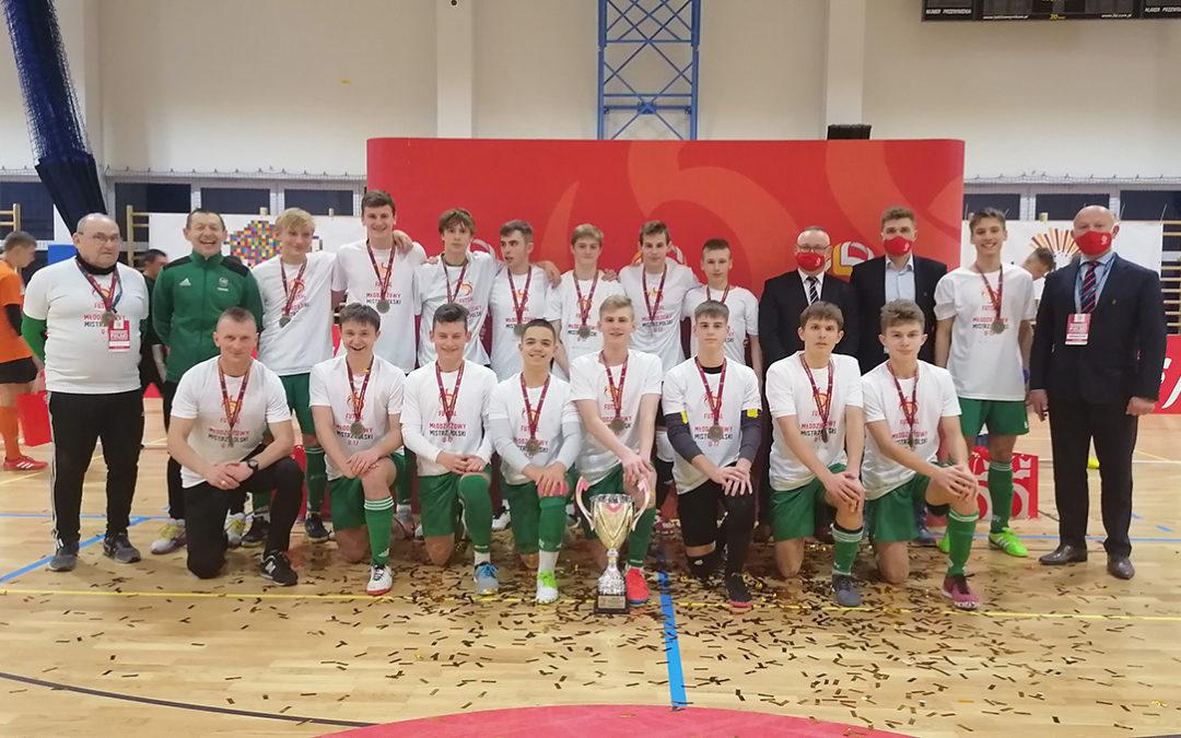 Rekord Bielsko-Biała Mistrzem MMP w Futsalu!