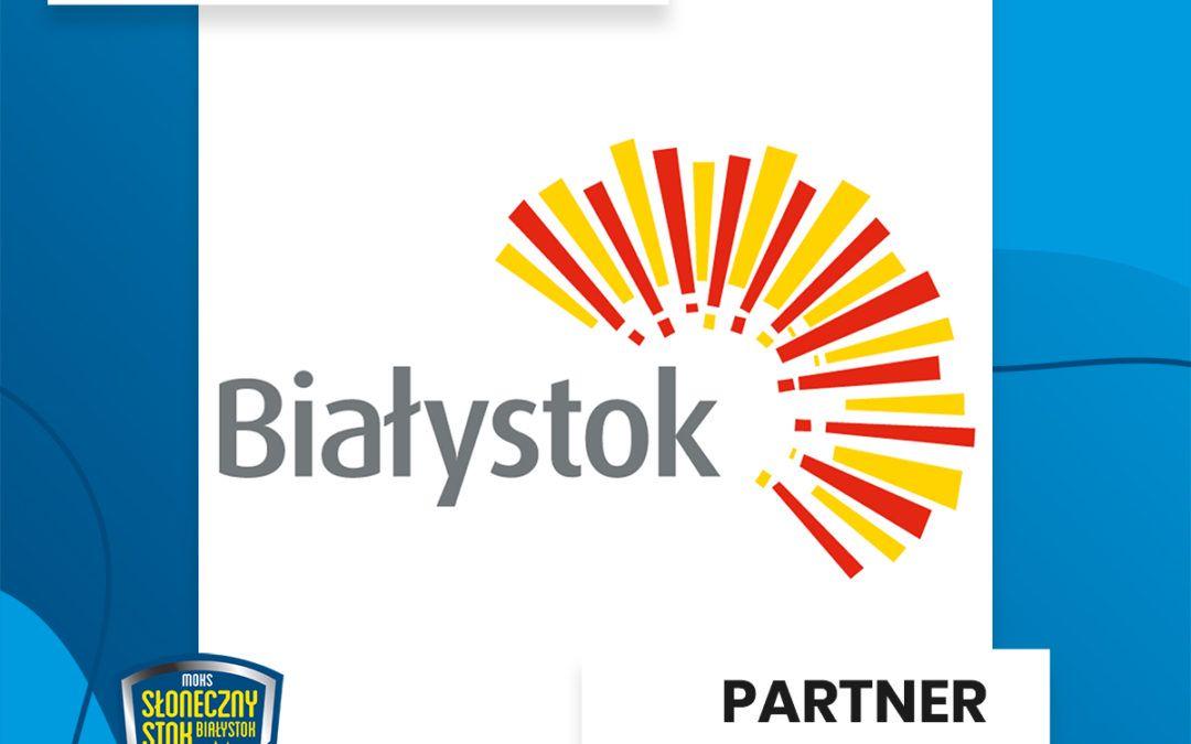 Miasto Białystok partnerem tytularnym MOKS-u.